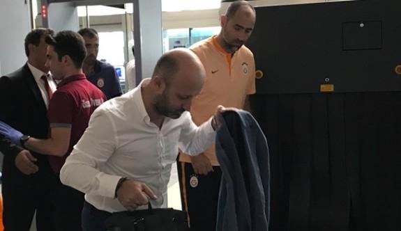 Galatasaray'da yolcular belli oluyor