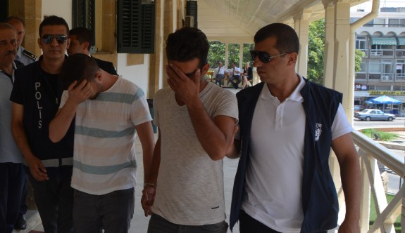 İki kök kenevire beş ay hapis
