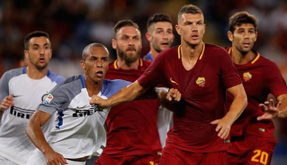 Inter, Roma'yı deplasmanda yıktı