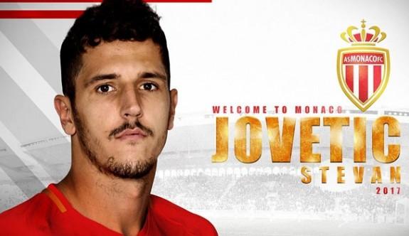 Jovetic'ten Monaco'ya 4 yıllık imza