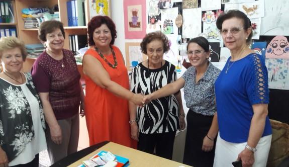 Kadınlar Birliği'nden anlamlı ziyaret