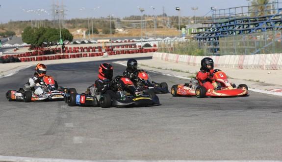 Kartingde üçüncü yarış yarın