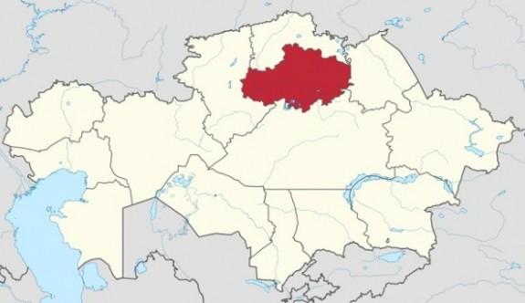 Kazakistan'daki Garip Kasaba