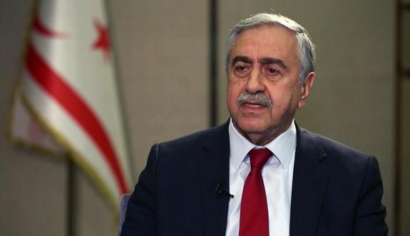 """""""Kıbrıs'ta iki ayrı devletin varlığı bir gerçektir"""""""