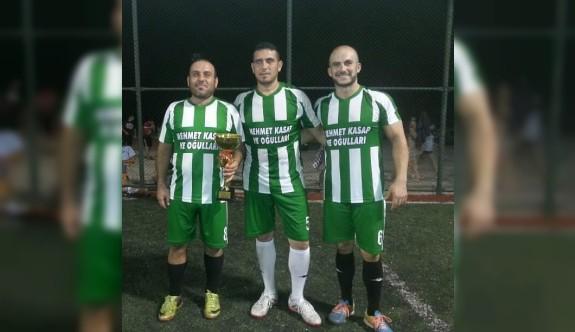 Kırıkkale'de şampiyon Yiğitler