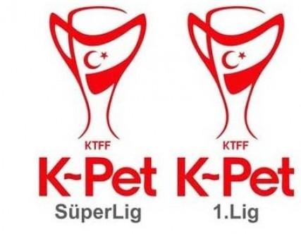 Liglerimizin sponsoru yine K-PET