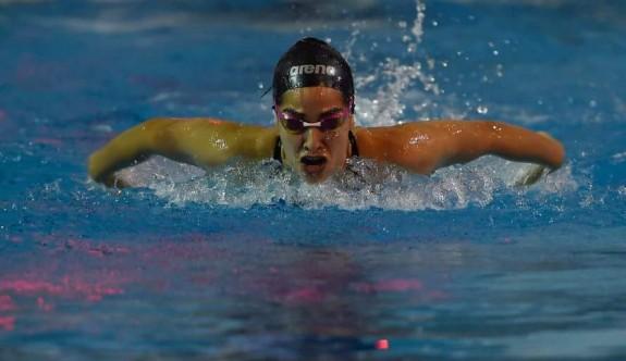 Melis Sevinç, Dünya Master Şampiyonası'nda kulaç atacak