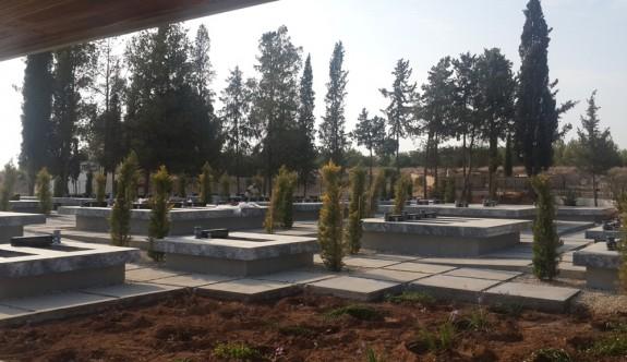 Muratağa-Sandallar Şehitliğine yeni çehre