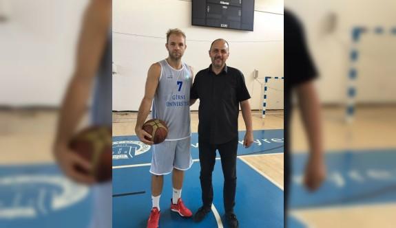 Nemanja Maric, Girne Üniversitesi'yle çalışmalara başladı