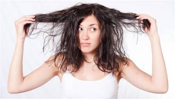 Saçların Kirlenmesini Önleyin