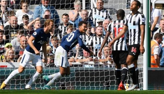Tottenham, 2. yarıda fişi çekti