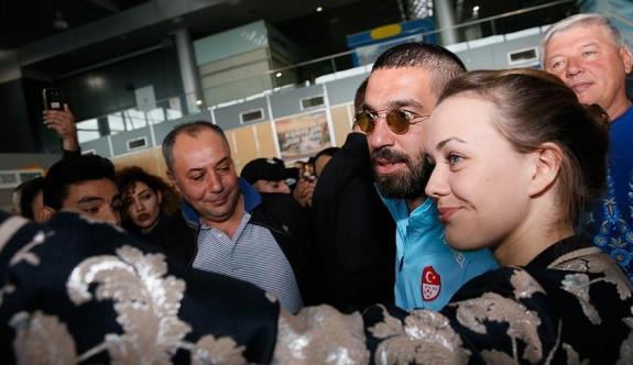 Türkiye A Milli Futbol Takımı, Ukrayna'da