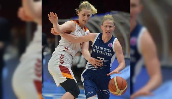 Vandersloot WNBA tarihine geçti