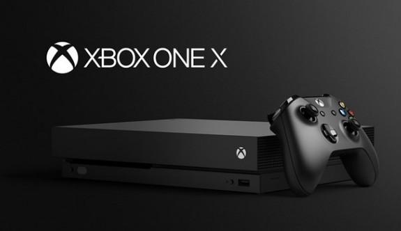 XboxOneX ProjectScorpio'nun Türkiye fiyatı belli oldu