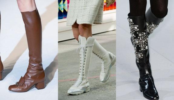 2018 Sonbahar-Kış Ayakkabı Trendleri