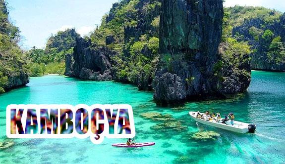 Asya'nın Egzotik Ülkesi Kamboçya