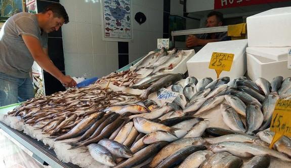 Av yasağı sona erdi balık fiyatları düştü