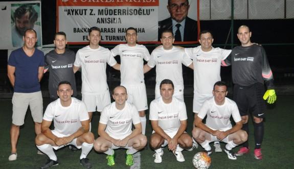 Bankalararası Futbol Turnuvası başlıyor
