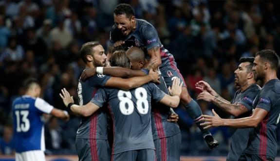 Beşiktaş, Avrupa'da yükselişte