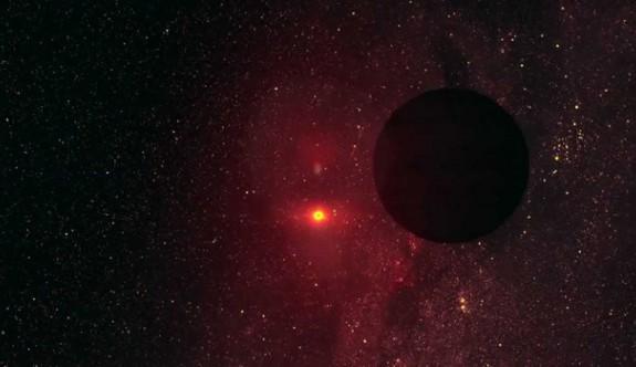 Bilim insanları ışığı yansıtmayan dev bir gezegen keşfett