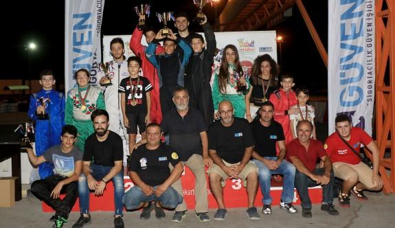 Cemsa'da, karting heyecanı yaşandı