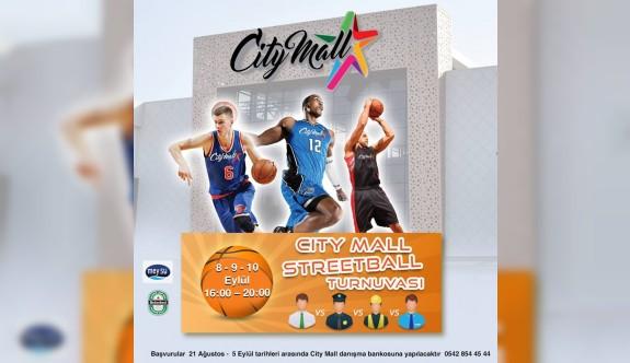 City Mall Sokak Basketbolu Turnuvası için geri sayım