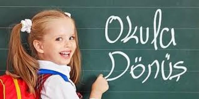 Devlet Okulları Pazartesi Açılıyor