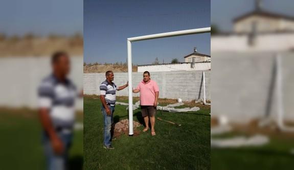 Esat Erdoğmuş Stadı, Pazar'a hazır
