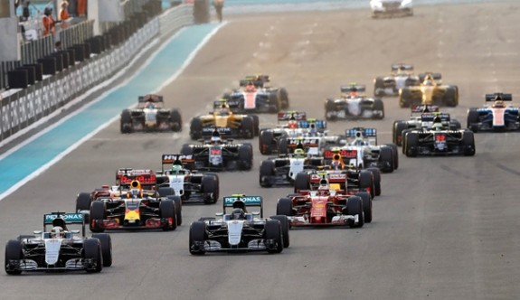 F1'de sıradaki durak Singapur