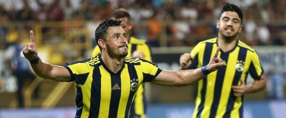Fenerbahçe'den Alanyaspor'a fark
