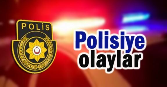 Girne'de kavga ve uyuşturucudan tutuklama