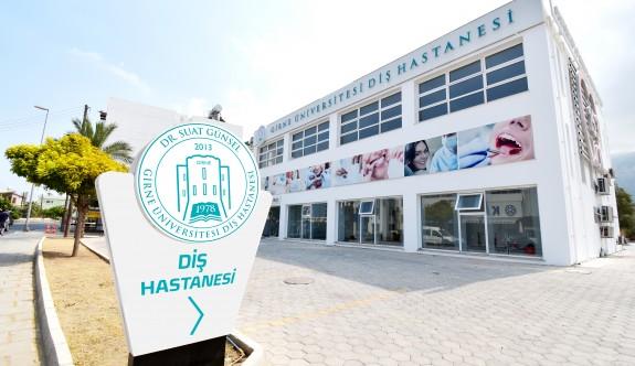 Girne Üniversitesi Diş Hastanesi hasta kabulüne başlıyor