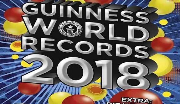 Guinness Rekorlar Kitabı 2018'in 17 İlginç Rekoru