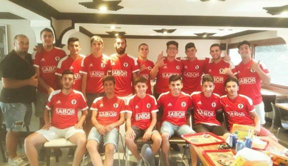 Hamitköy U21 Takımı, kontrolden geçti