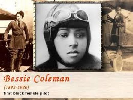 İlk Siyahî Afroamerikalı Kadın Pilot Bessie Coleman ve Irkçılıkla Mücadelesi