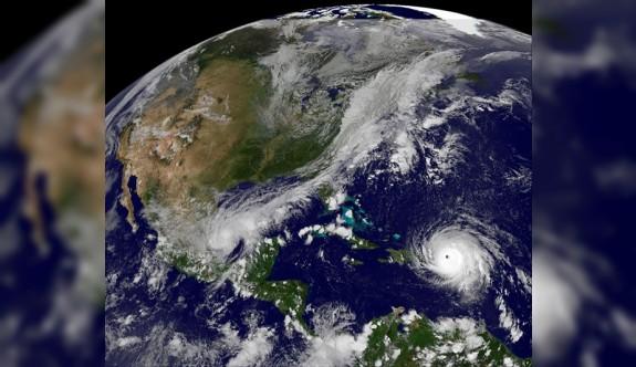 Irma Kasırgası 37 milyon kişiyi etkileyecek
