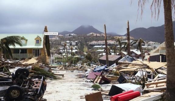 Irma kasırgası ABD'yi vuruyor