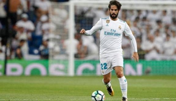 Isco 2022'ye kadar Real Madrid'de