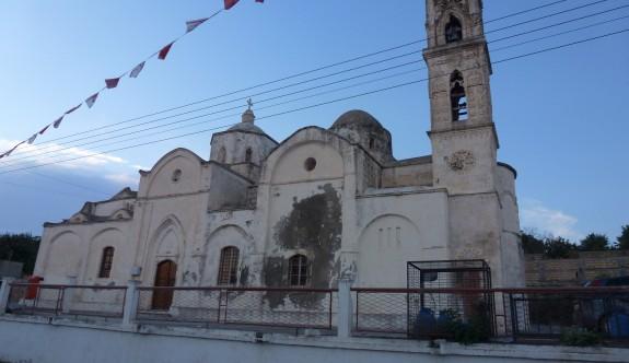 Karpaz'daki kilise için 100 bin Euro