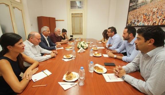 """""""Kıbrıs konusunda tek gerçekçi model Federal Kıbrıs"""""""