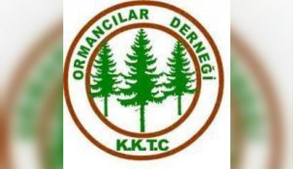 KKTC Ormancılar Derneği'nden Çağrı