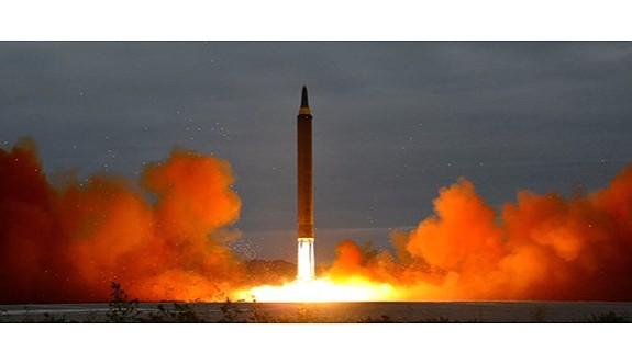 """Kuzey Kore """"hidrojen bombası"""" denedi (Yapay deprem yarattı)"""