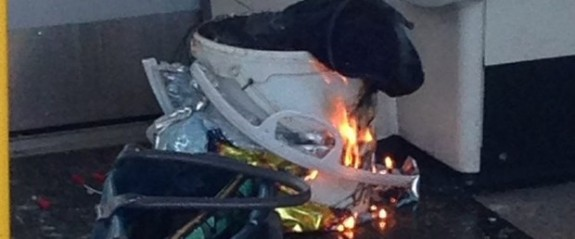 Londra metro istasyonundaki patlamada terör şüphesi