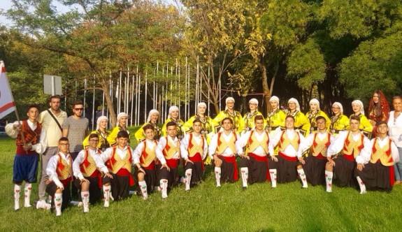 Makedonya ve Bursa'da başarılı temsiliyet