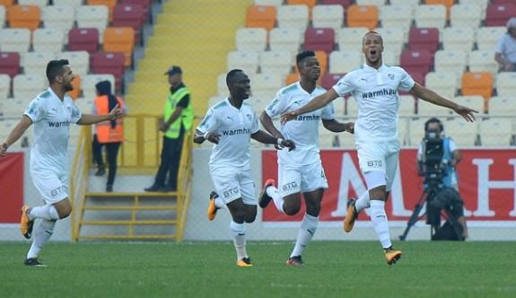 Malatya'da gol yağmuru!   2-4