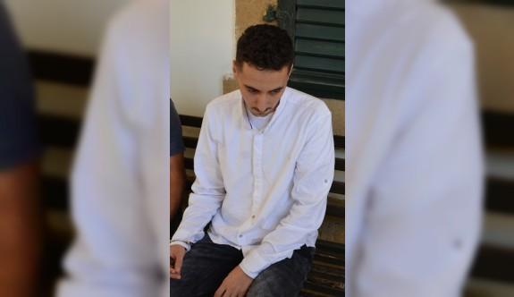 Mısırlı öğrenci uyuşturucuyla yakalandı