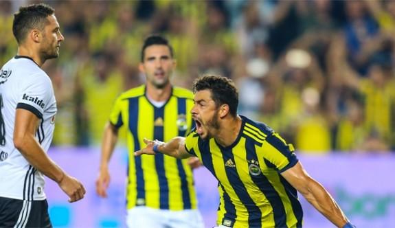 Nefesleri kesen derbi Fenerbahçe'nin