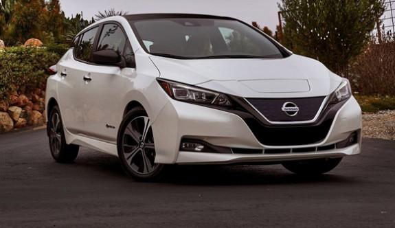 Nissan'ın elektriklisi LEAF