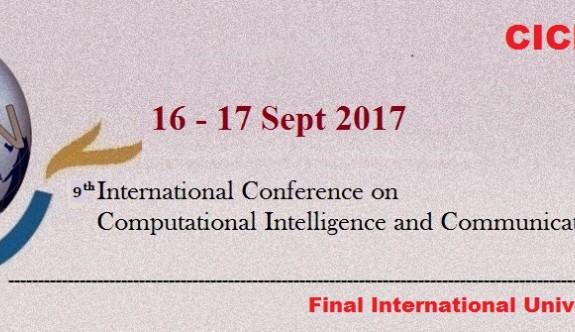 On dokuz ülkeden araştırmacı UFÜ'de bildiri sunacak