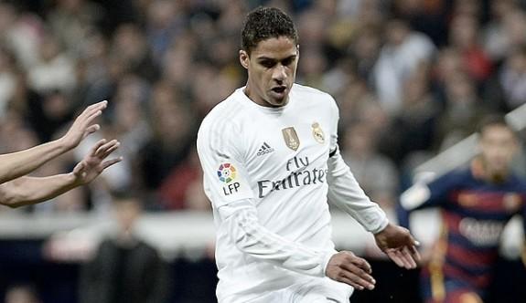 Real Madrid, Varane ile nikah tazeledi